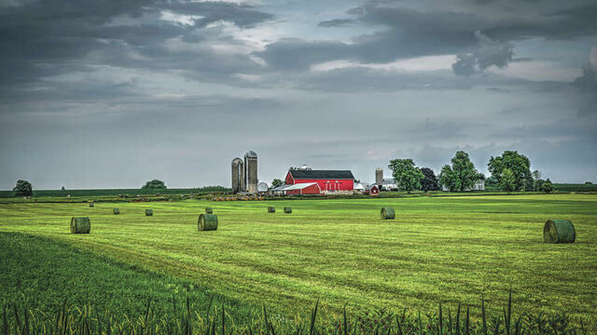 Southern Illinois farmland values saw the third consecutive year of an increase in Farm Credit Illinois's 60-county territory.