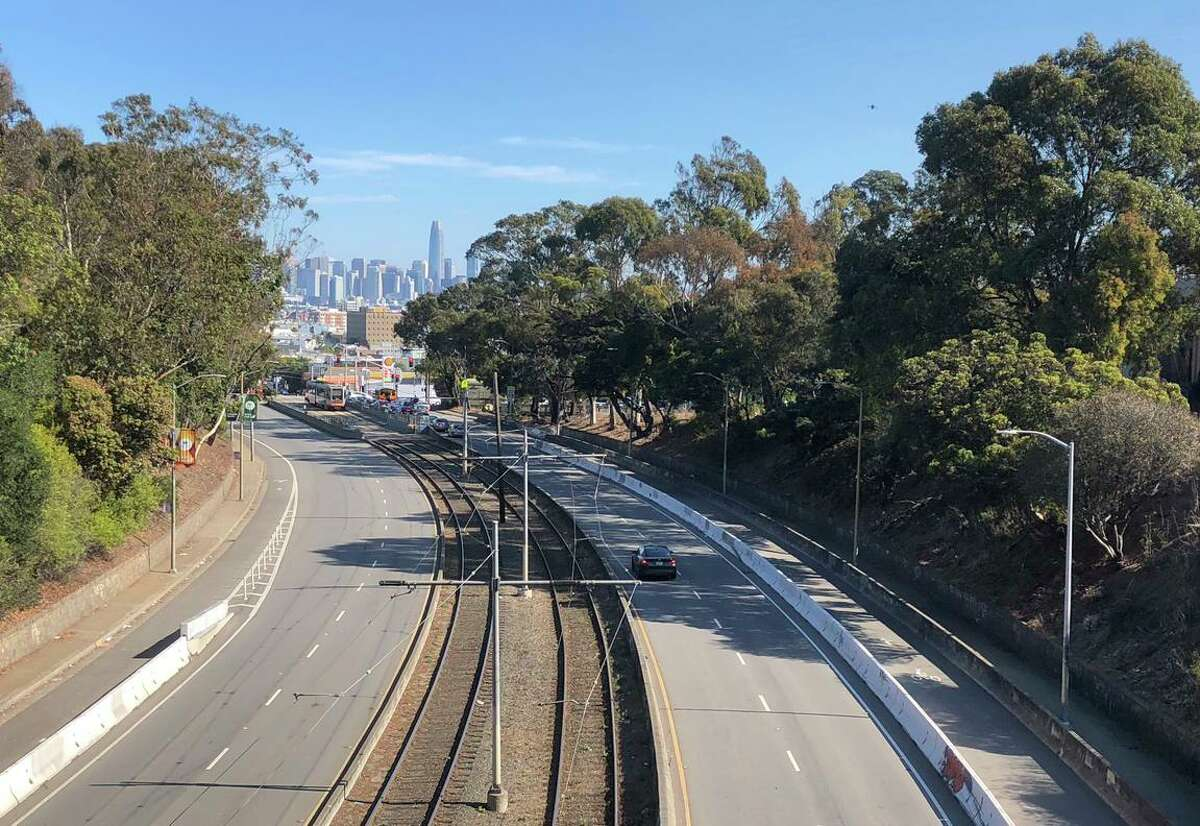 Don't feel badly if you never heard of the Bernal Cut, which divides Bernal Heights and nearby College Hill and Glen Park.