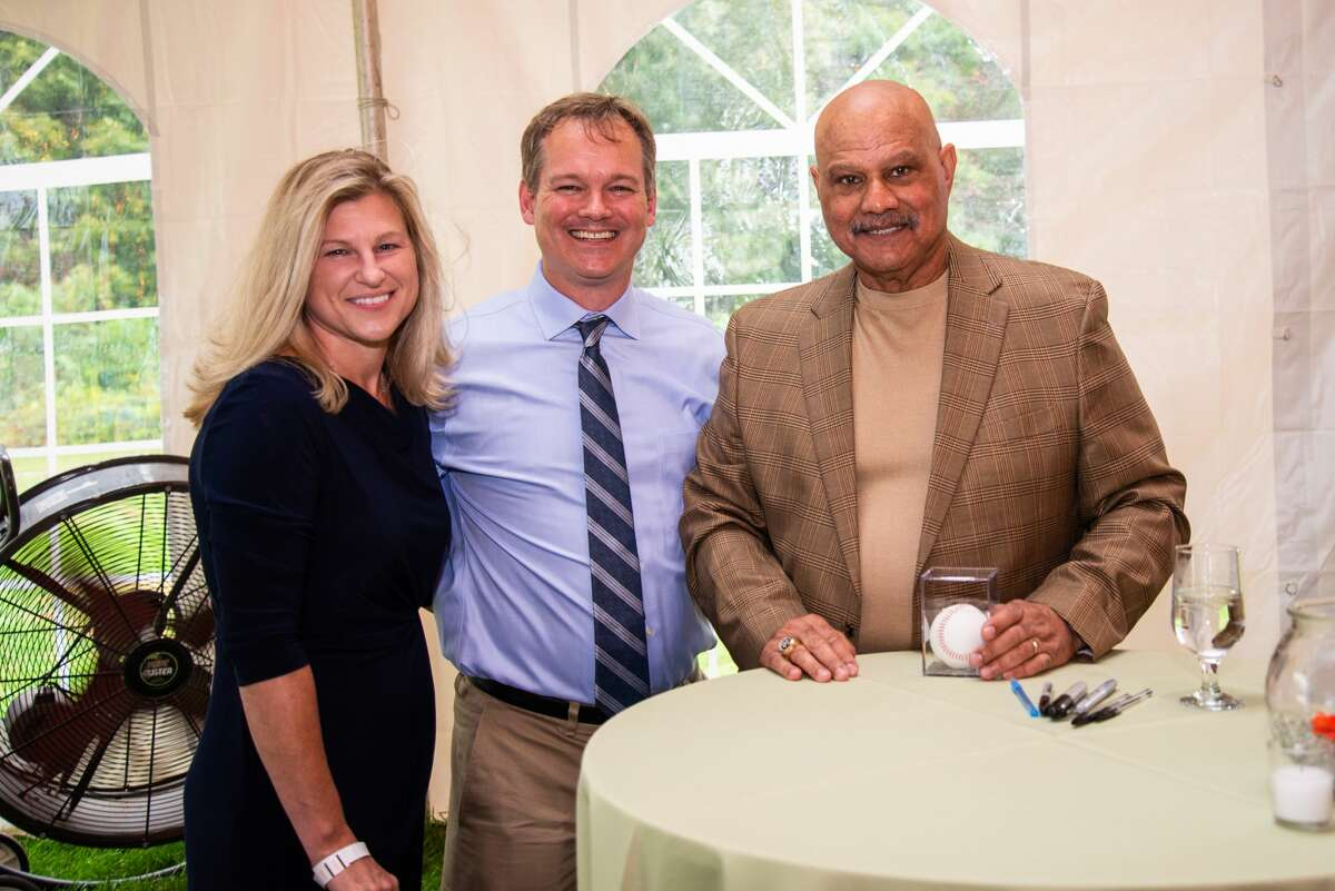 """Were you SEEN at the Center for Disability Services' """"An Aficionado Experience"""" event with former New York Yankee Chris Chambliss on Sept. 23, 2021, at the Shaker Heritage Society in Albany, N.Y.?"""