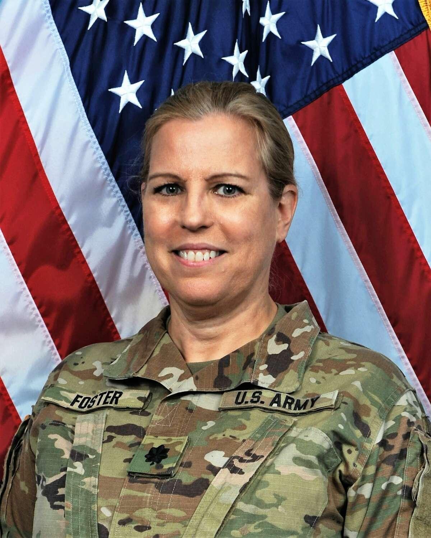 Lt. Col. Monique Foster
