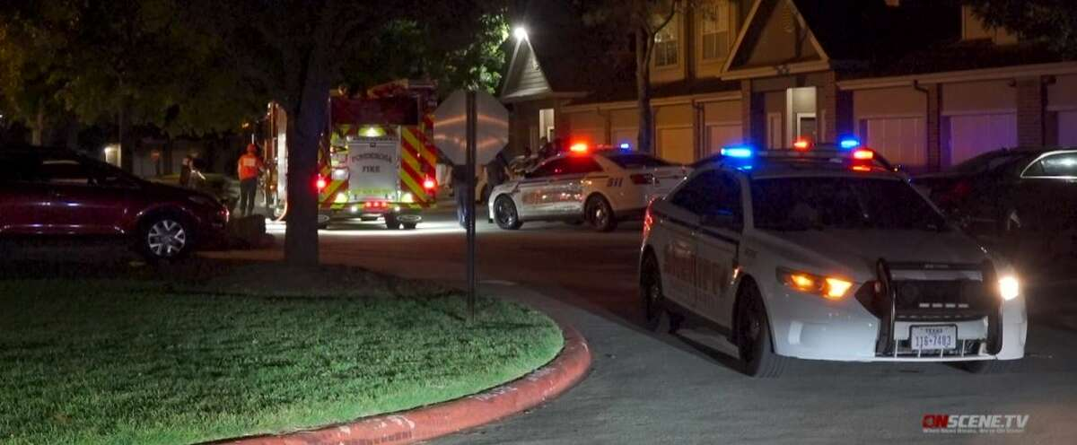 A man was killed late Thursday while trying to sell a gun to a group of men at an apartment complex in the 1600 block of Romano Park Lane, according to the Harris County Sheriff's Office.
