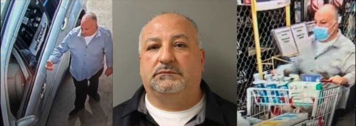 Tarek Tahan, identified by police as a House of Pies manager, was accused this week of stealing a customer's credit card information, according to West University Place police.