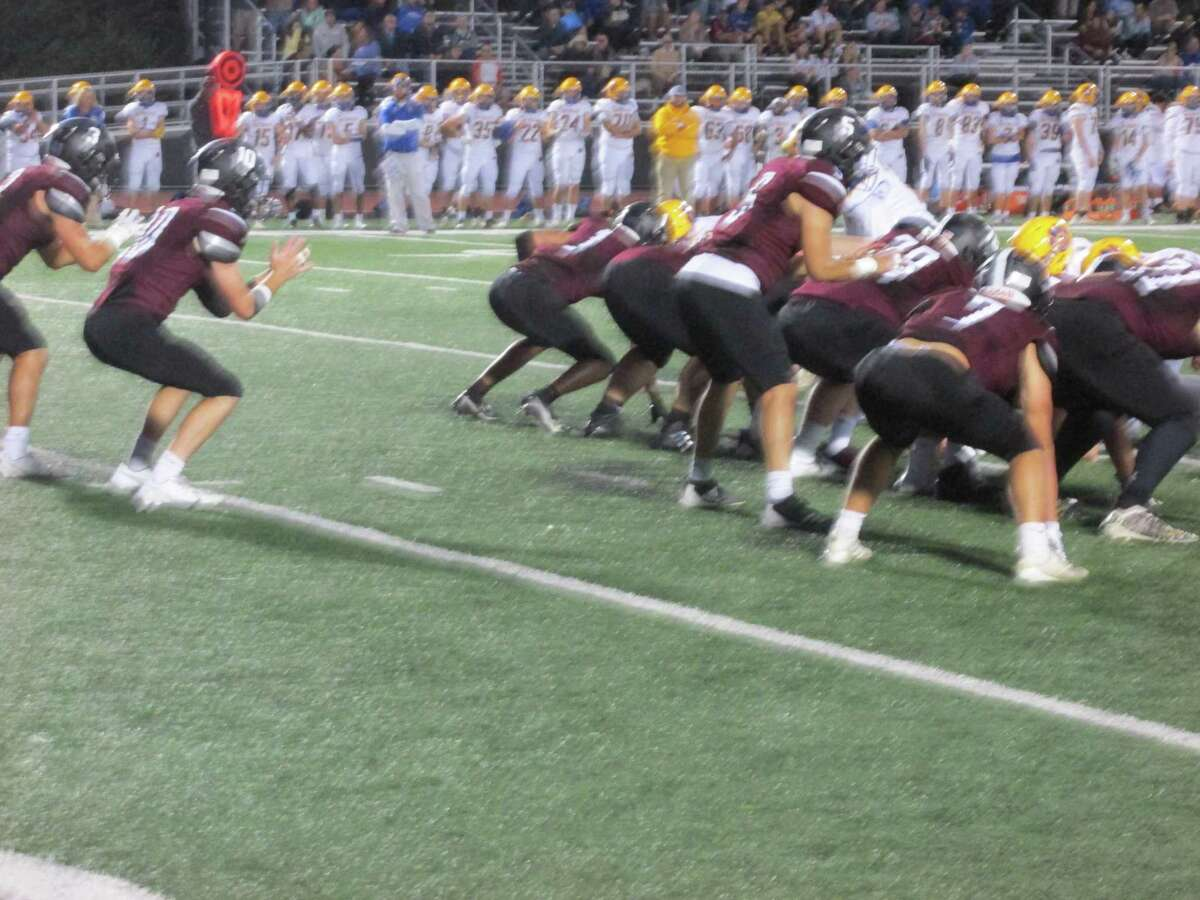Torrington never gave up in a loss to Seymour at the Robert H. Frost Sports Complex Friday night.