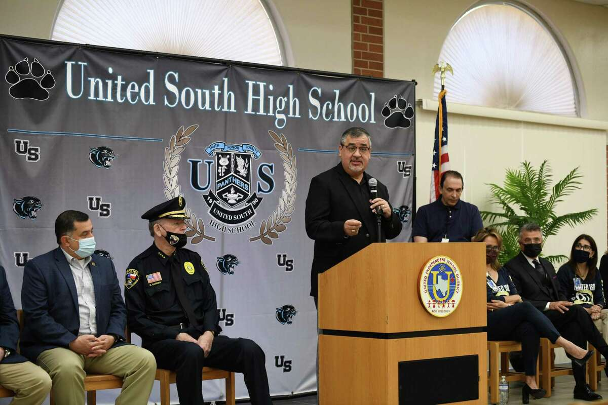 UISD Associate Superintendent for Support Services discusses the district's stance on any and all threats and the partnerships between law enforcement agencies and UISD.
