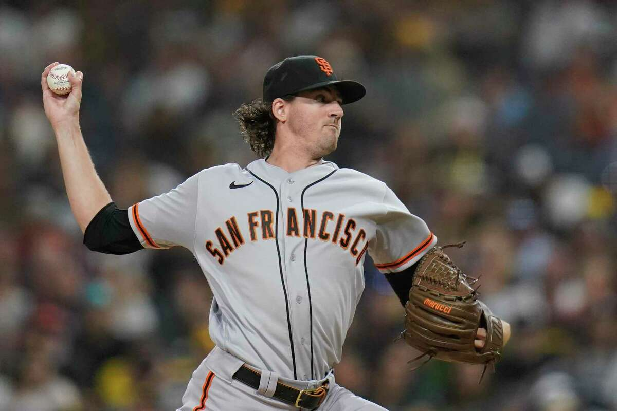 Kevin Gausman will start for the Giants when they face the Rockies in Denver at noon Sunday. (NBCSBA)
