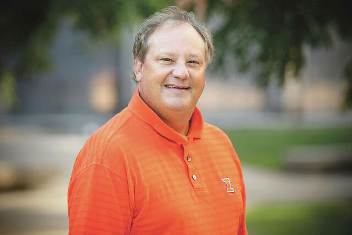 University of Illinois Urbana-Champaign crop sciences professor Stephen Moose and his colleagues aim to develop crops that can communicate with - and receive signals from - digital information-processing systems.