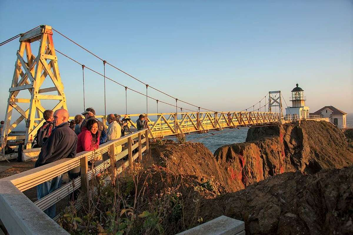 Among proposed fee changes in the Golden Gate National Recreation Area is a new fee for an after-hours tour at the Point Bonita Lighthouse.