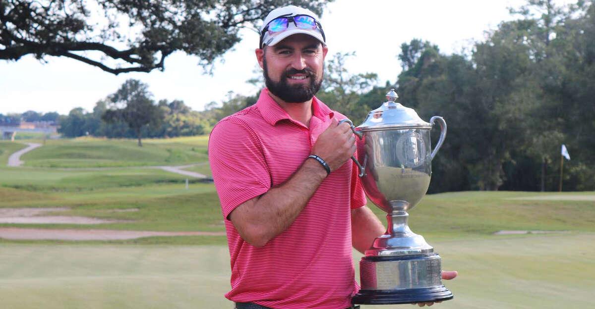 Katy resident Todd Albert won the Greater Houston City Amateur Championship on Sunday.