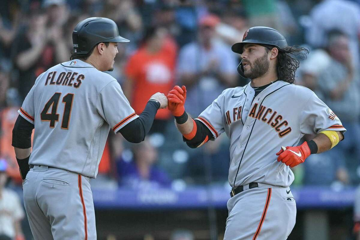Brandon Crawford and the Giants will try to boost their NL West title hopes when they host the Diamondbacks at 6:45 p.m. Wednesday. (NBCSBA)