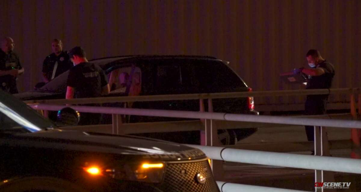 A man died in a road rage shooting on Griggs Road near the Gulf Freeway on Sunday, Sept. 26, 2021.