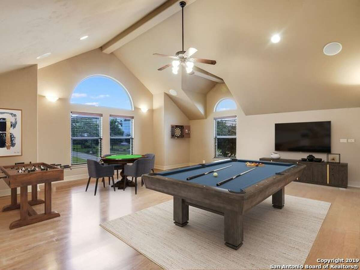 As one of the fastest-growing communities in Bexar County, Canyon Springs contains some of the most luxurious homes in San Antonio