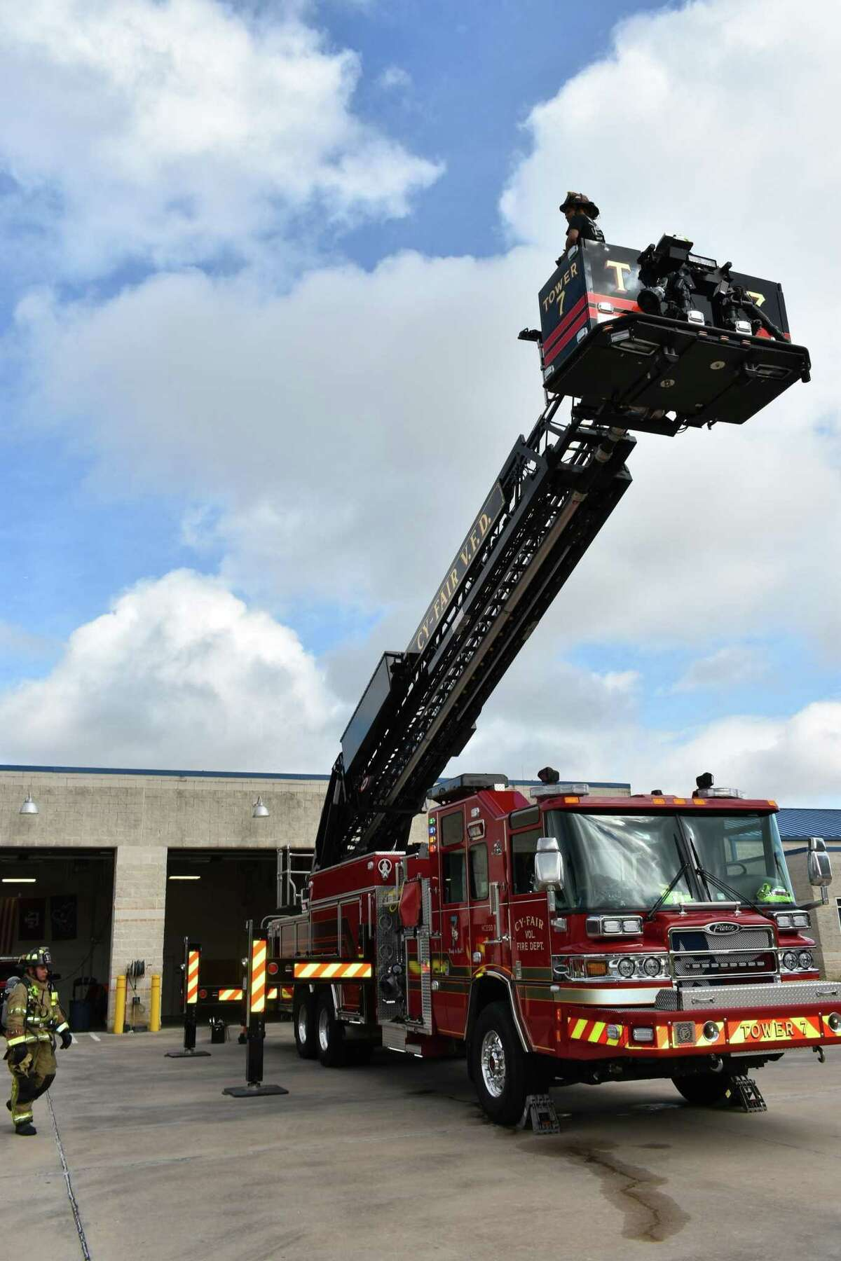 The fire sciences programs at Lone Star College-CyFair have been ranked as top programs in Texas.