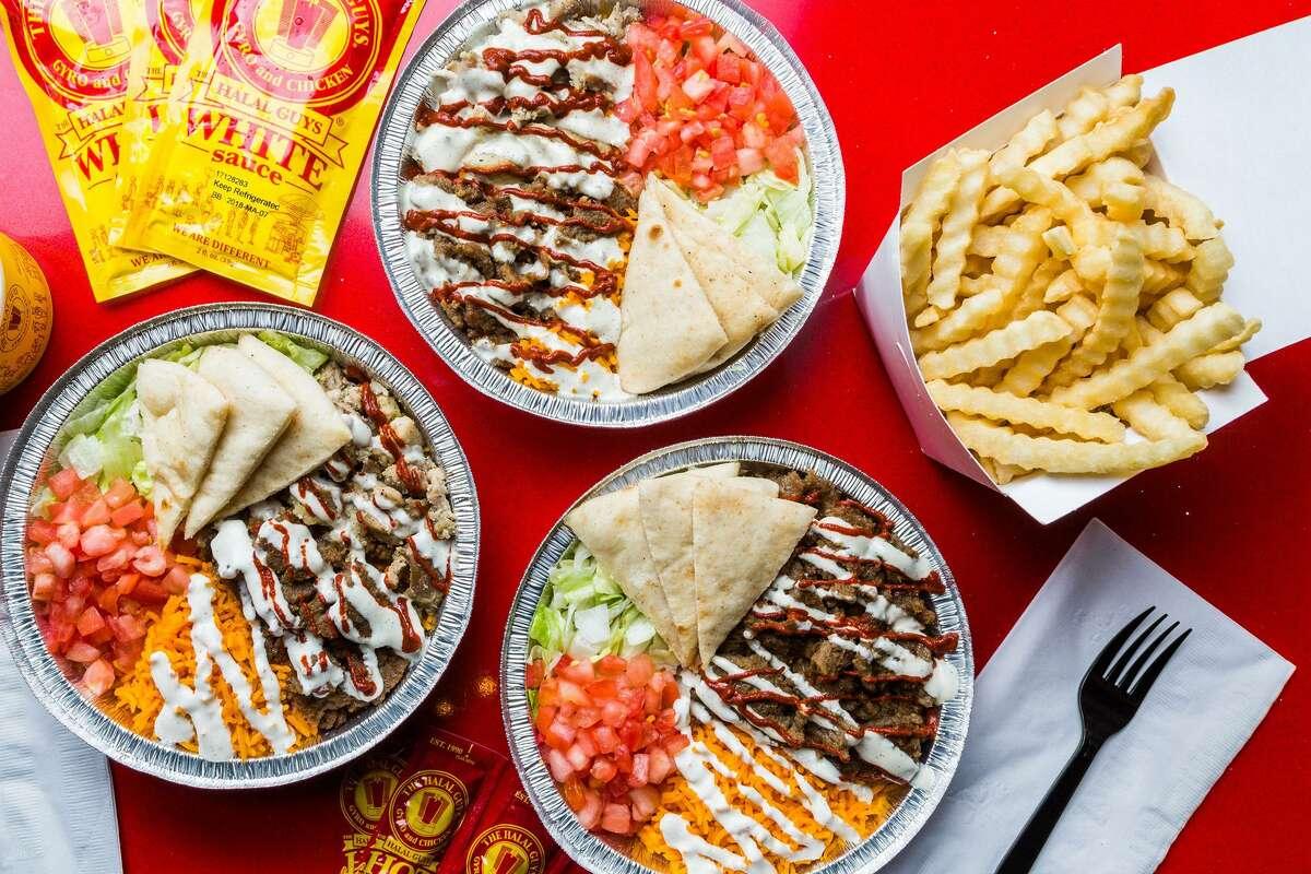 Katy's first Halal Guys restaurant will at 23703 Cinco Ranch Blvd.