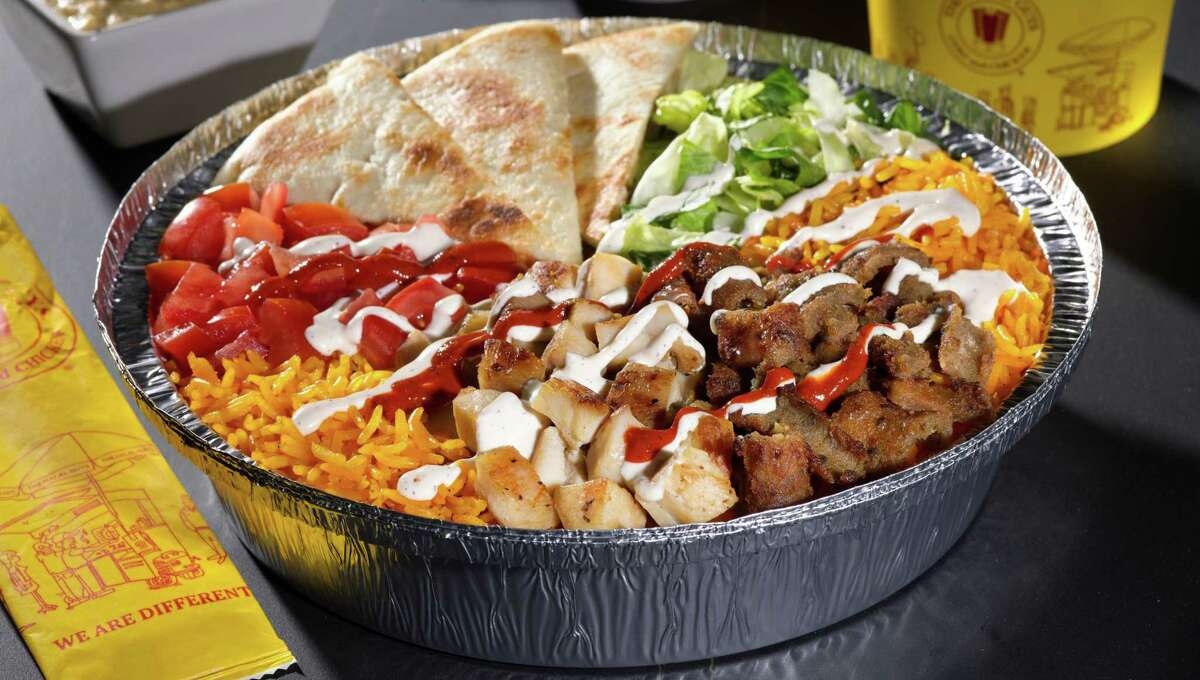 Katy's first Halal Guys restaurant will open at 23703 Cinco Ranch Blvd.