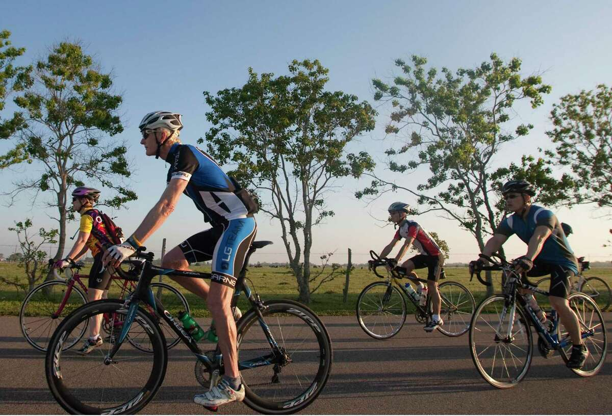 More than 2,000 bikers participated in the 23rd annual Bluebonnet Express bike ride on March 25, 2012, in Waller. Organized and training rides in the county have caused friction between cyclists and residents.