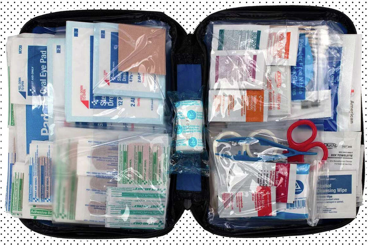 All-purpose first aid kit for $7 at Amazon