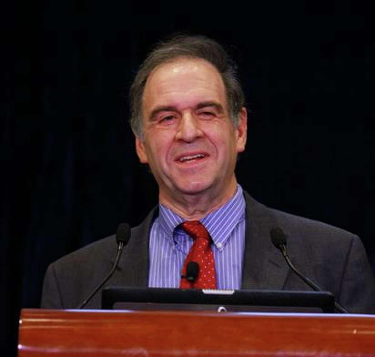 Economist Jeffrey Sonnenfeld of the Yale School of Management, who is senior dean for leadership studies. (Photo courtesy Jeffrey Sonnenfeld)