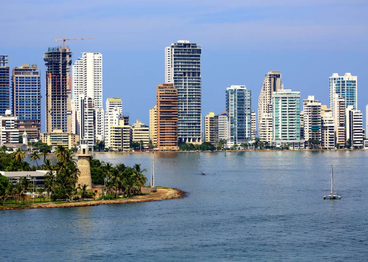 #10. Colombia - Total monetary value: $91.8 million