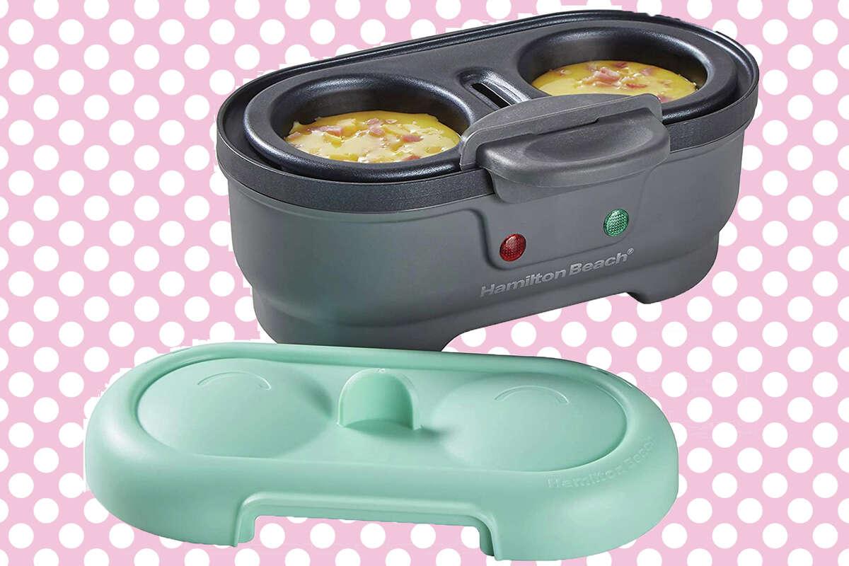 Hamilton Beach electric sous vide-style egg cooker