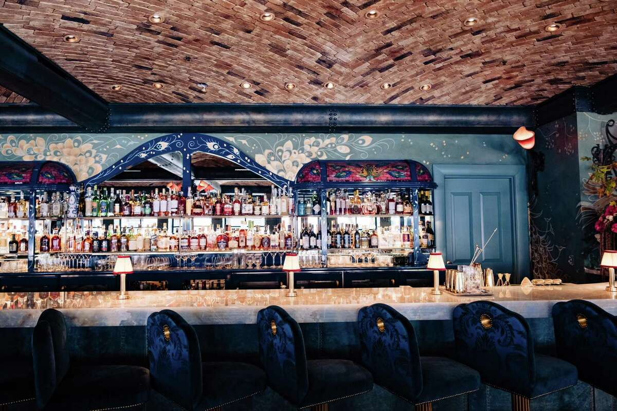 The remodeled bar at Boulevard in S.F., where diners will be able to order from an a la carte menu.