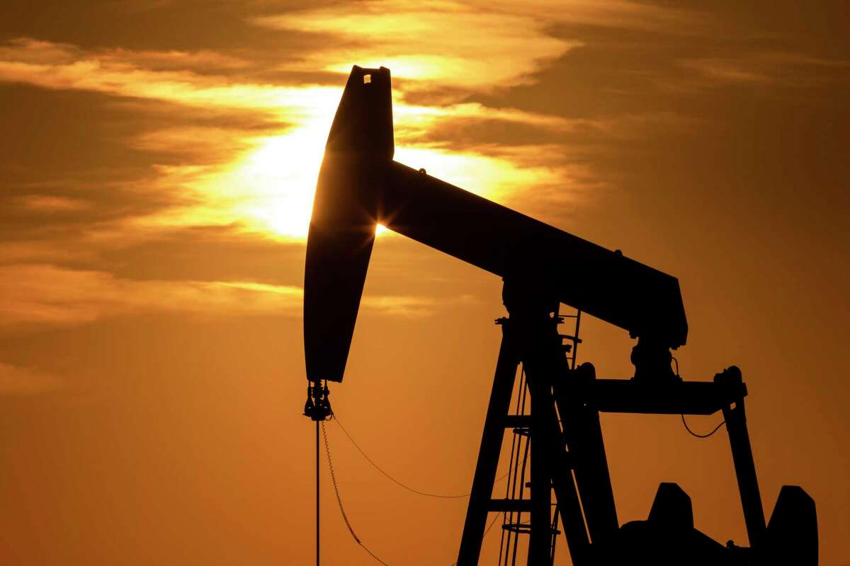 A pumpjack operates in an oil field near Goldsmith, Texas, in April. Many of the subsidies fossil fuel companies receive are holdovers from another century, enacted when the industry was first getting on its feet.
