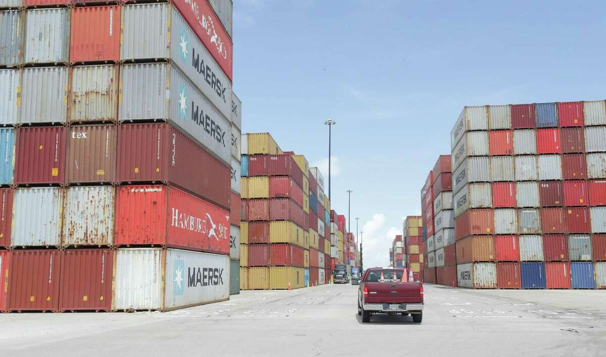 The Greater Houston Partnership will provide an update on the Port of Houston Thursday.