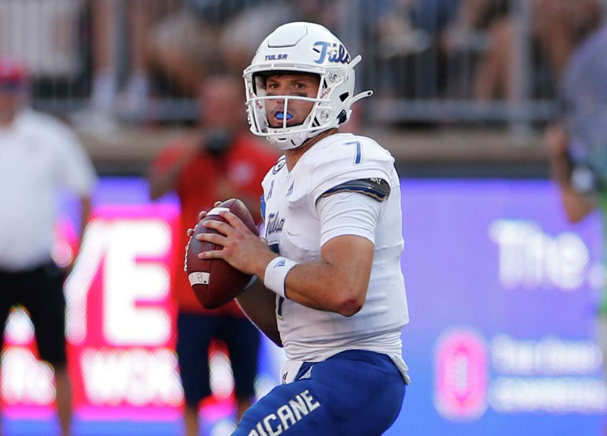 After losing their first three games, Tulsa and quarterback Davis Brin bounced back to beat Arkansas State last week.