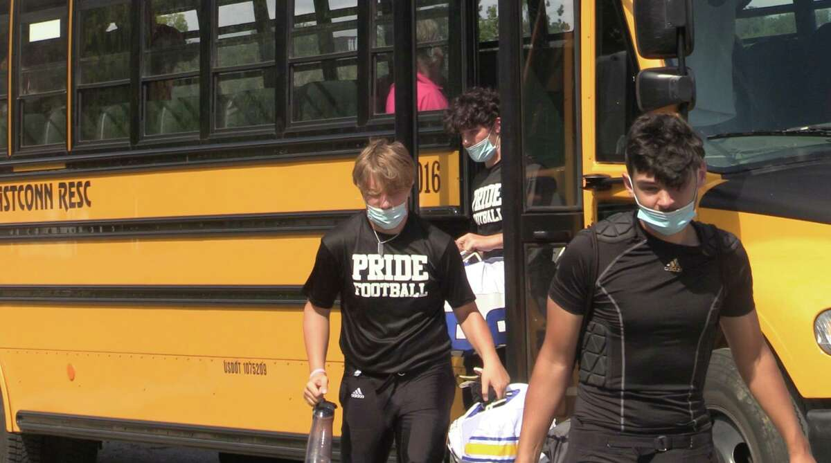 A school bus driver shortage is causing a problem for sports teams throughout the state.
