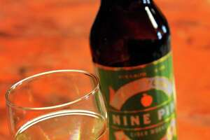 Hard ciders by Albany-based Nine Pin Coder Works will be available at event being co-sponsored and hosted by Samascott Orchards in Kinderhook: a Cider Sunday on Oct. 10 and a Cider Maze on Oct. 29.