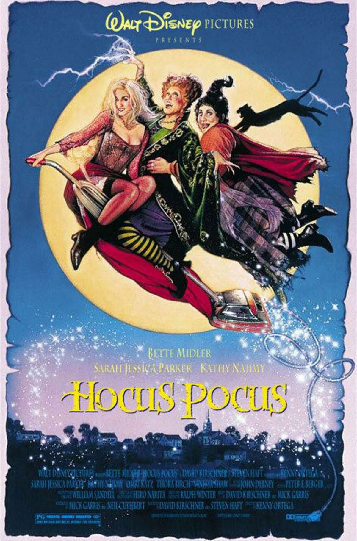 Shelton Youth Service Bureau is hosting a free outdoor movie night featuring Hocus Pocus next month.