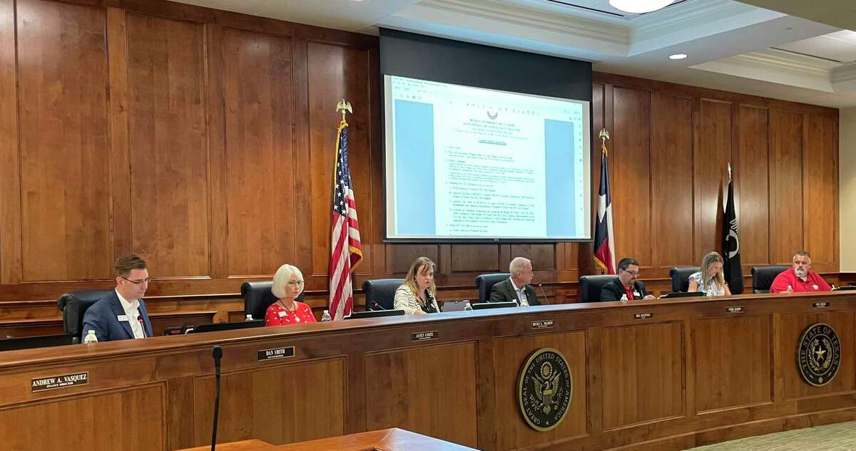 Katy city council approved a balanced budget on Monday, Sept. 27, 2021.