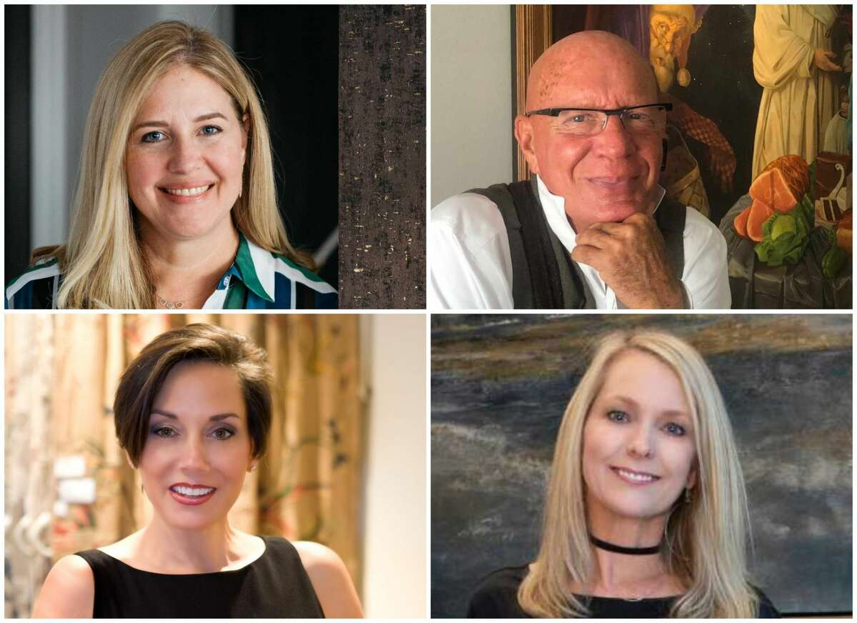 Four top Houston interior designers will speak at the October Access Design event, on topics important to creating beautiful and functional living spaces.