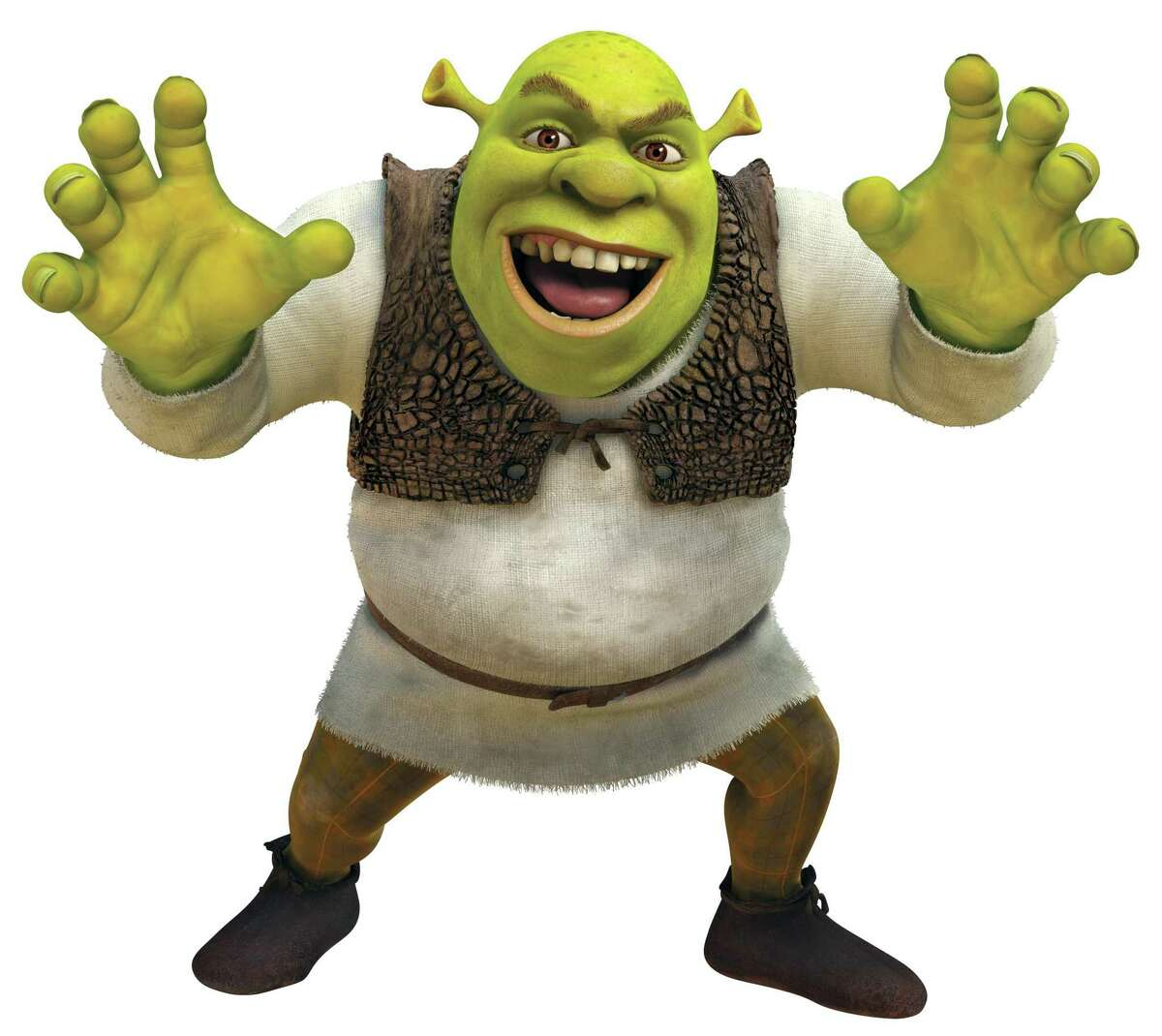 """In an early celebration of Halloween, the Cynthia Woods Mitchell Pavilion is hosting a """"Shrek-tacular' movie event on Oct. 16."""