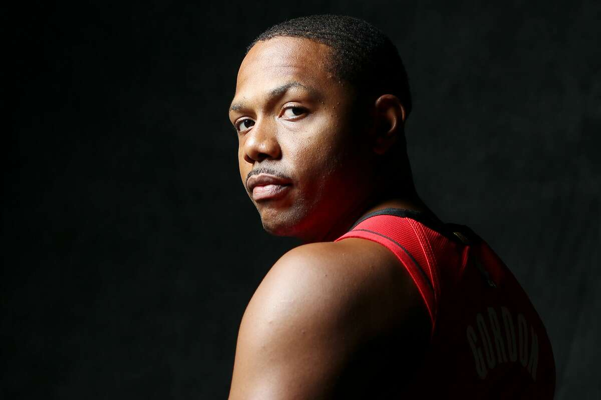 As the Rockets' longest-tenured player by far, veteran guard Eric Gordon says he'll be more of a vocal leader this season.