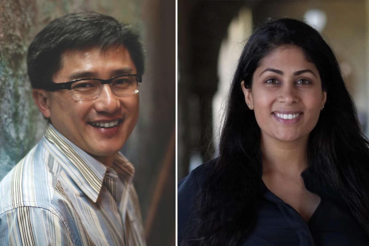 Opinion editors Harry Mok and Zeba Khan