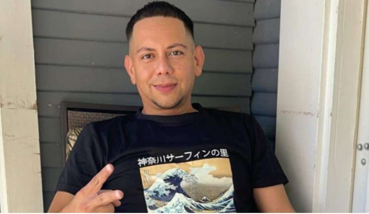 40-year-old Christopher Olivarez was found dead over the weekend, police say.