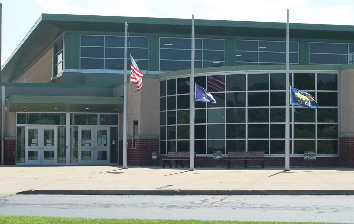 Two Manistee Middle High School students tested positive for COVID-19 according to a communication sent out to Manistee Area Public Schools families and staff by superintendent Ron Stoneman on Monday. (File photo)