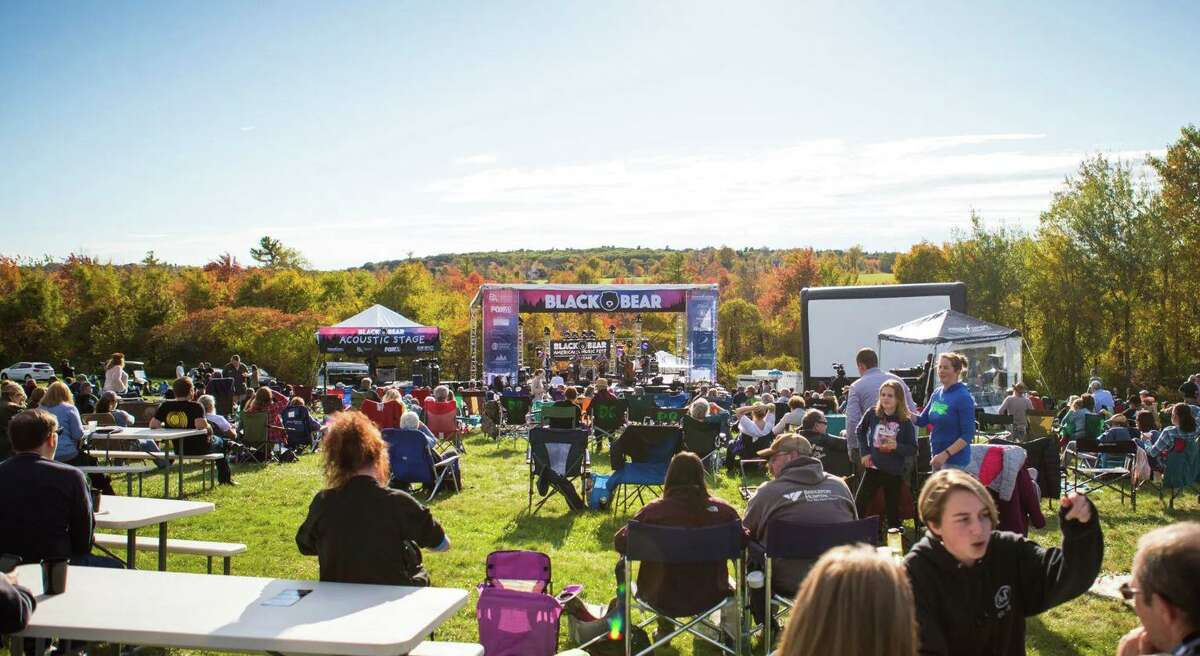 The Black Bear Americana Music Fest returns to Goshen from Oct. 8 to Oct. 10.