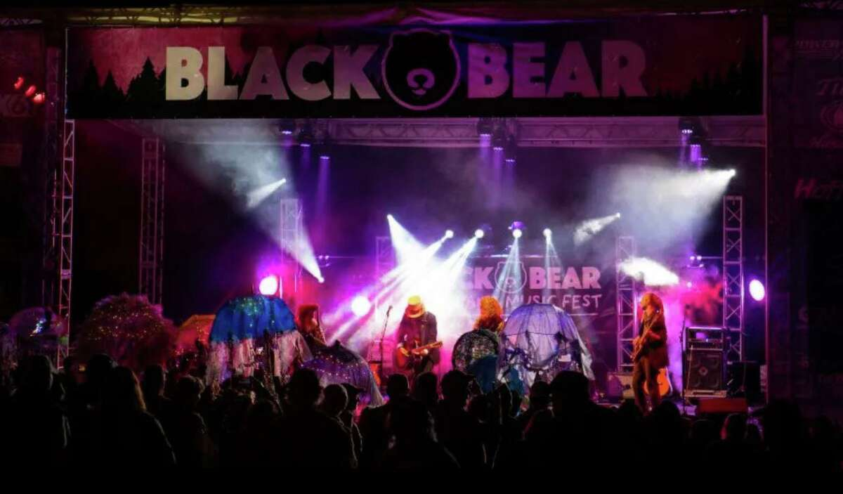 This is the third year of the Black Bear Americana Music Fest, which was canceled last year due to the pandemic.