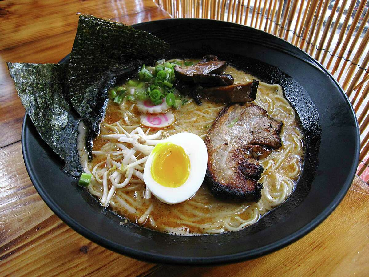 Kimura chef and owner Michael Sohocki is closing the downtown ramen shop and his Restaurant Gwendolyn around the corner in December and moving both in January to the former 5 Points Local restaurant building.