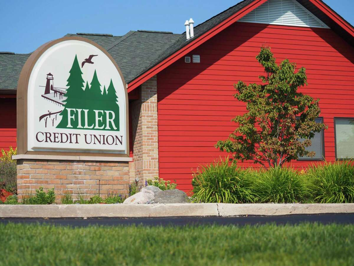 Filer Credit Union celebrated its 70th anniversary at its three Manistee County locations earlier this month.(Courtesy photo)