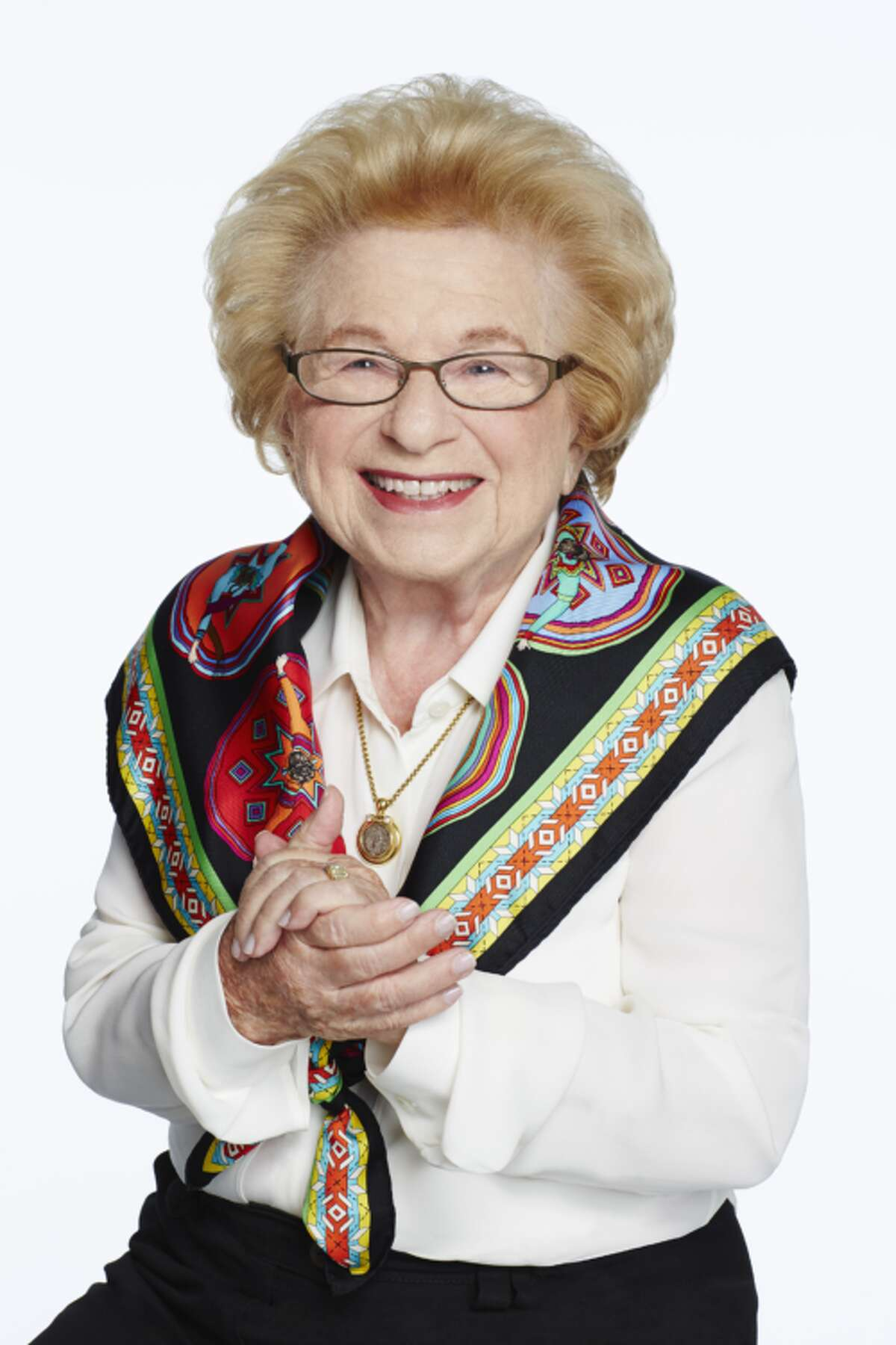 Dr. Ruth Westheimer is a Holocaust survivor who will discuss how to confront the world's growing hatred.