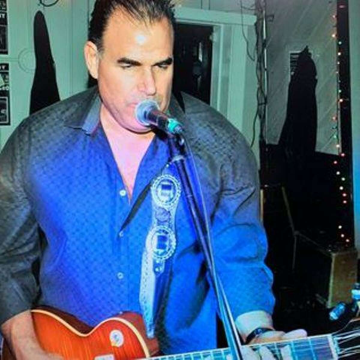 Saturday, the Tony Ferrigno Band plays the Milford Porch Fest.