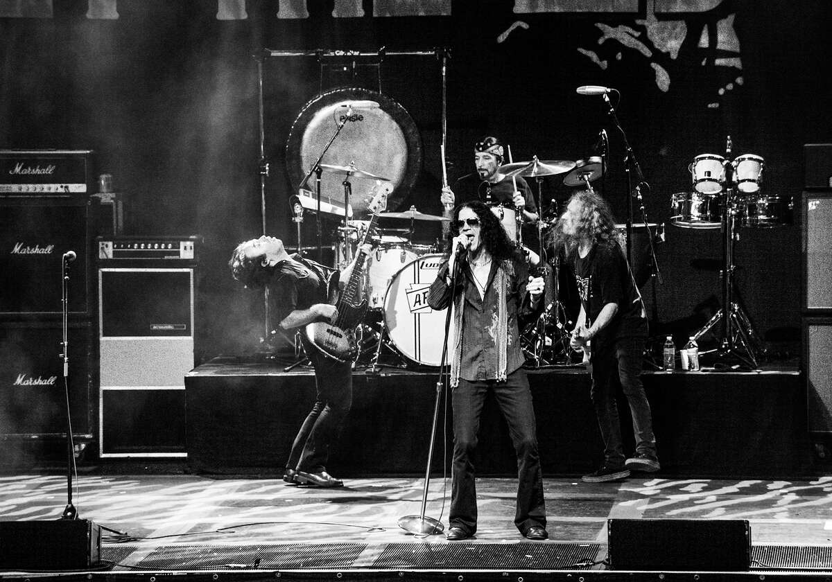 Get The Led Out, a celebration of Led Zeppelin, will bring their critically acclaimed show to the historic Warner Theatre's Main Stage on Friday, January 28, 2022, at 8:00 pm.