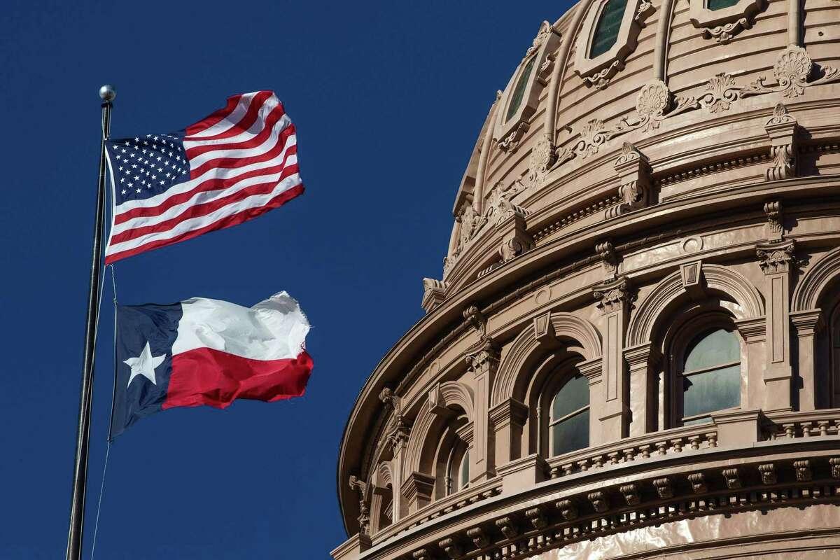 The Texas State Capitol in Austin. (Lynda M. González/The Dallas Morning News/TNS)