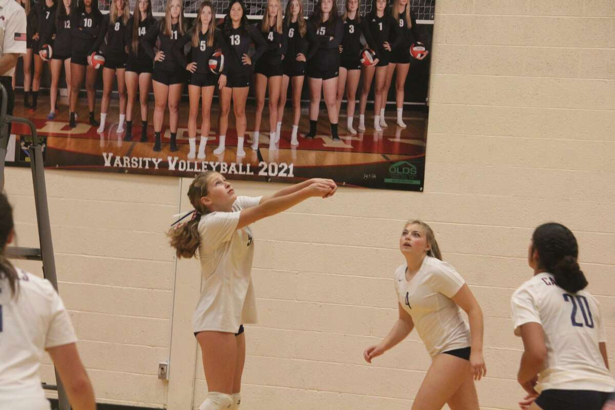 It was a thriller in Reed City with Big Rapids edging the Coyotes in Tuesday volleyball action.