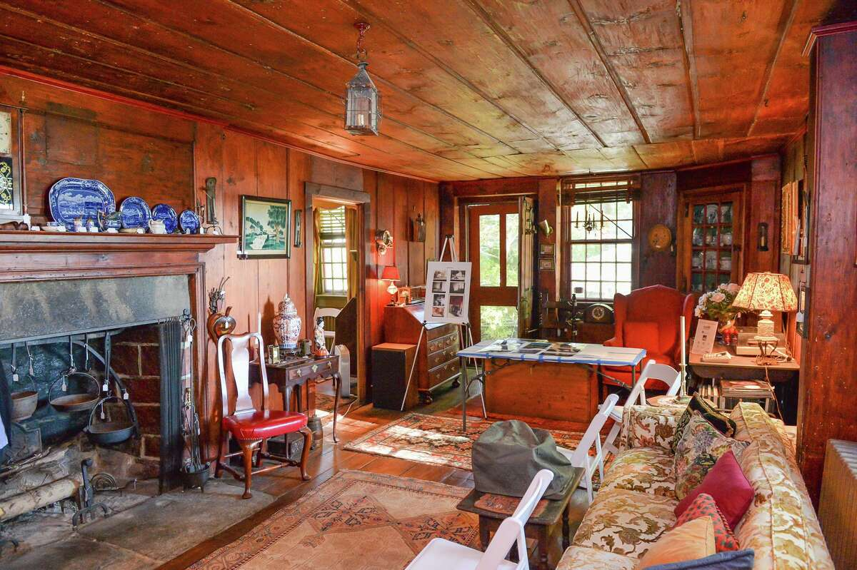 The Palmer Warner House in East Haddam is one of two sites offering tours this weekend as part of the East Haddam fall celebration.