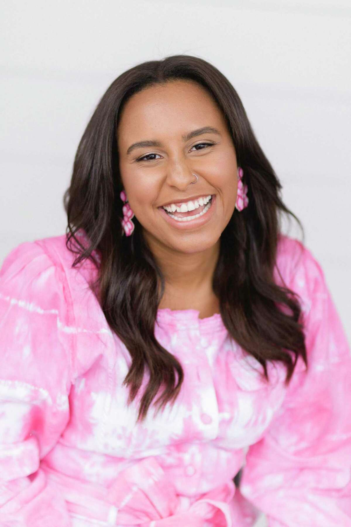 Ashley Sodipo, a West Hartford native and Glastonbury resident, will open the Pink Flamingo Party Co. on Farmington Avenue in West Hartford this October. The store will be an extension of her online party supply business.