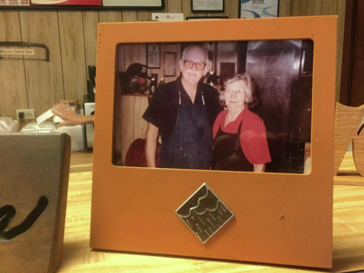 The late Alvin and Bernice Snoga started up Snoga's Bar-B-Q in 1977.