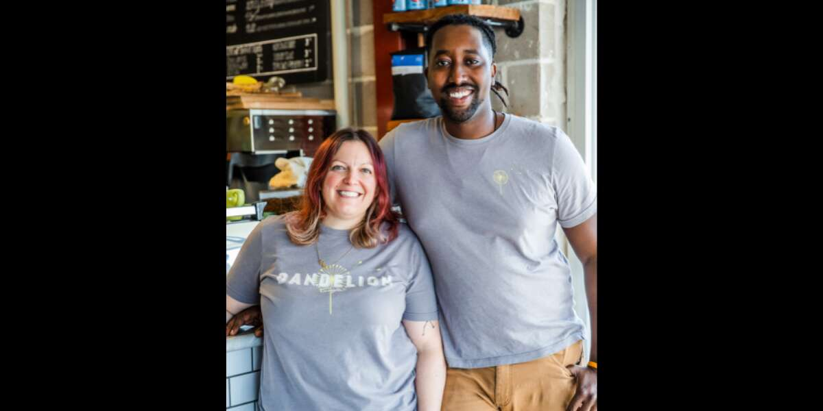 Dandelion owners Sarah Lieberman (left) and partner JC Ricks (right) received backlash after taking a stance against Texas' abortion ban on Instagram that they thought would destroy their reputation. But the community came to their defense.